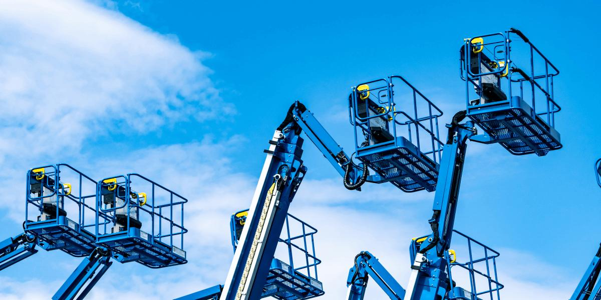 Our Civil Engineers Use The best Industrial Construction Equipment