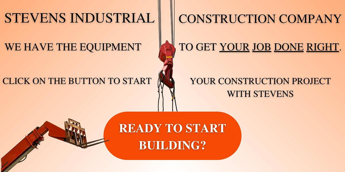 The Best Industrial Construction Company Can Get Your Job Done Right