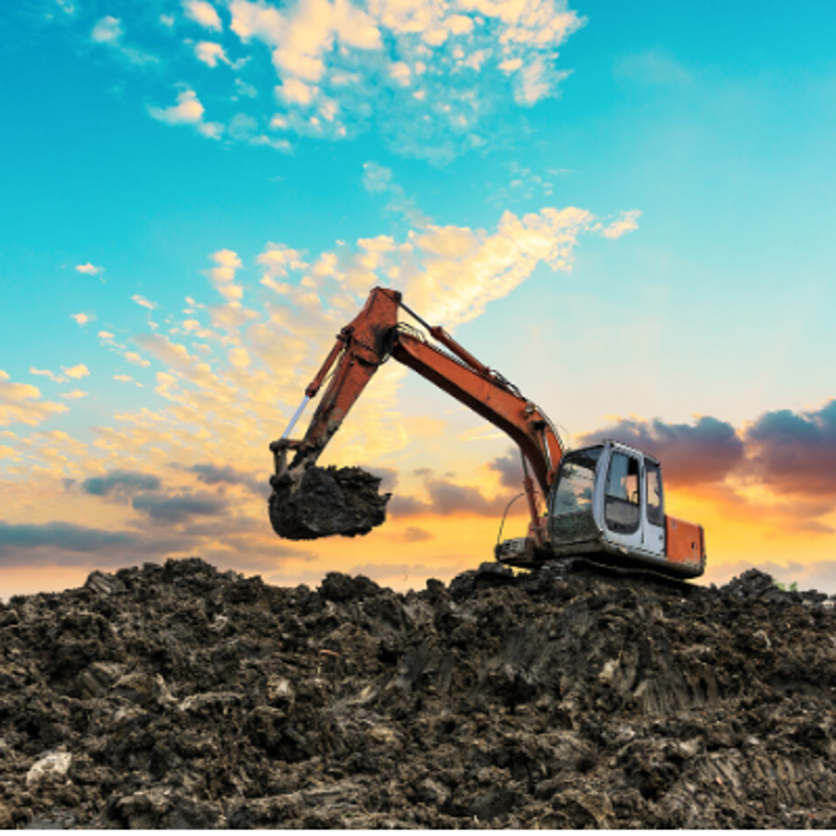 What's involved in the excavation project?