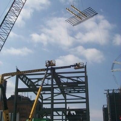 Steel building kit construction Peoria, IL | STEVENS
