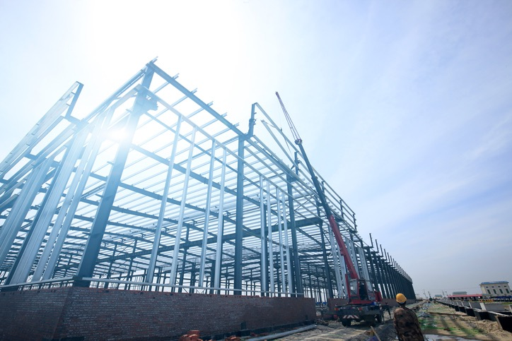 Best steel building erectors