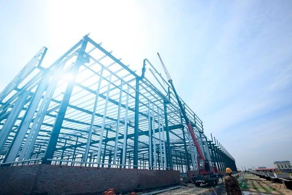 Metal building kits are resistant to environmental factors