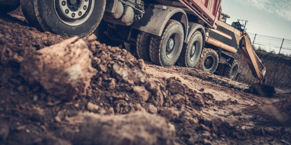 The Sitework and Excavation Professionals At STEVENS Can Help With Your Construction Site Prep