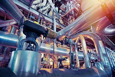 Industrial Construction for wastewater treatment