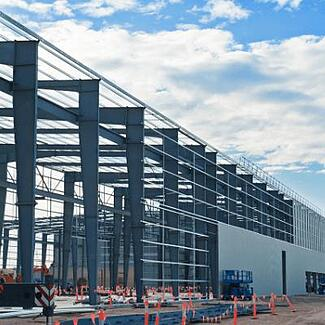 Pre-Engineered Buildings are great for cold storage warehouses