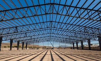 Pre-Engineered Metal Buildings are great for distribution centers