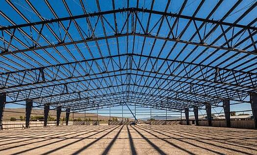 Prefabricated steel buildings are great for a warehouse