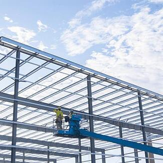 STEVENS Pre-engineered Metal Buildings Can Erect Your Metal Building On Time