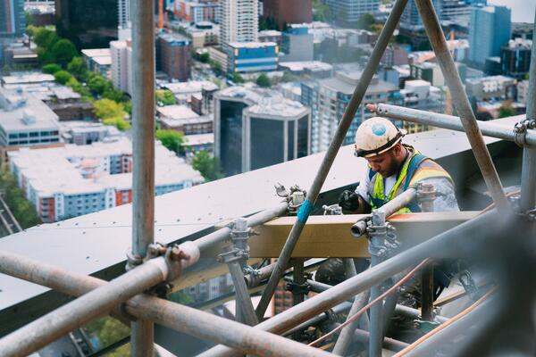Technology will enhance productivity in the construction industry