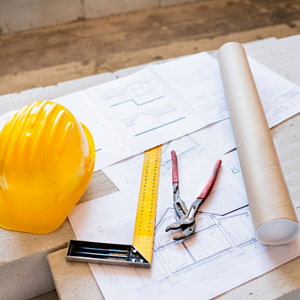 Designs will differ for industrial and commercial construction