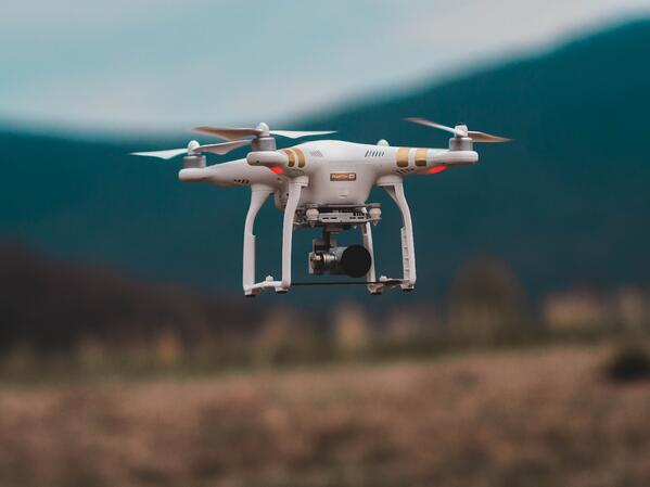 Drones will boost the construction industry